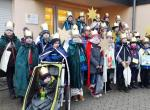 Sternsinger in Gondershausen unterwegs